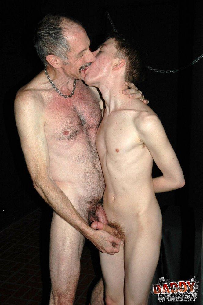 Grandpa and twink